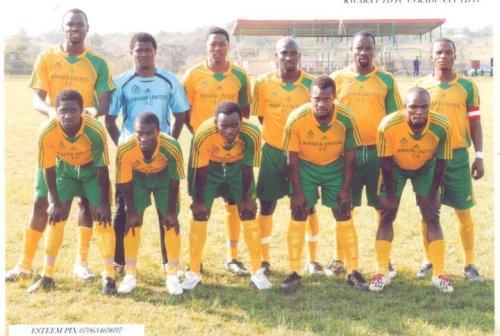 Kwara United team